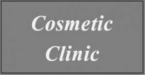 Cosmetic Clinic Button