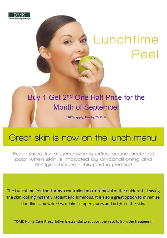 Intro Lunch Time Peel Special