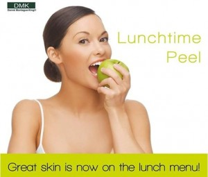 Lunch time Peel Graphic